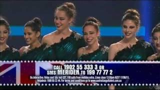 Australia's Got Talent 2011 - Meriden Rhythmix @ Semi Final