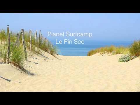 Surf Camp France Le Pin Sec Glamping - Surfen Lernen