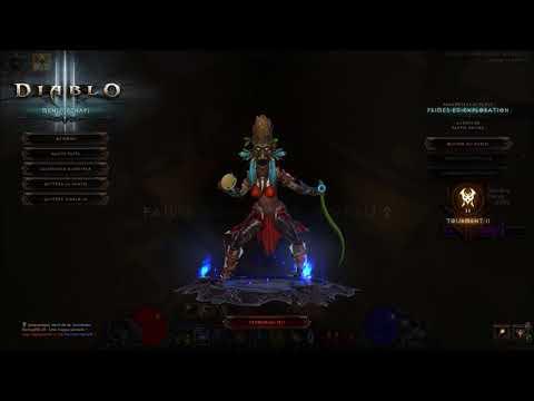 Diablo 3   GR119 Solo Witch Doctor   Rank 3 EU (NO CONDUIT !!)