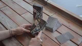 The Light Grey Tarot Preview