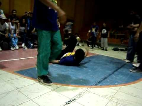 Hijos De La Calle vs EzlBreakers vs Hijos Mains (Batalla del sur 2011) Final triple