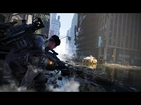 Tom Clancy's The Division 2: Warlords of New York |