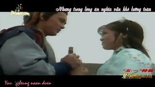 [Vietsub + Kara] Thiết Huyết Đan Tâm ( OST Anh Hùng Xạ Điêu 1983 )