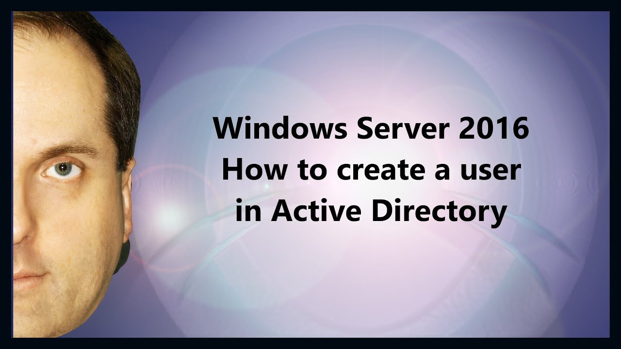 How to create a user in Windows 11