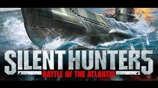 Silent Hunter 5 Прохождение на 100 реализме без модов