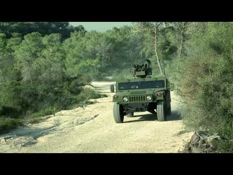 Elbit Systems / Remote Controlled Weapon Stations
