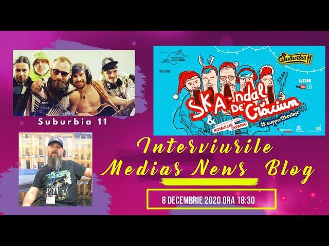 Suburbia11 la Interviurile Medias News Blog