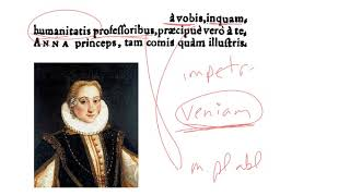 LatinPerDiem Latin Lessons: Olympia Morata In Ciceronis Paradoxa 3