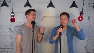 Matt Doyle and Andy Mientus Reunite to Sing Spring Awakening
