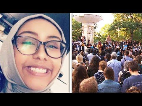 Fire Set To Muslim Teen