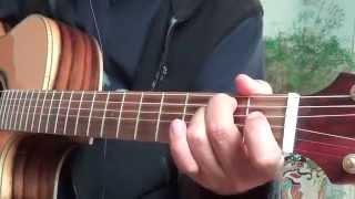 Chuyen Hoa Sim  (Anh Bang) Guitar Cover