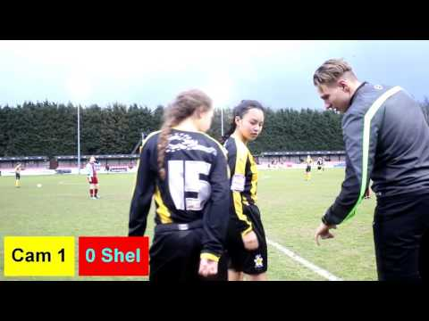 Cambridge United V Great Shelford Ladies - county cup final