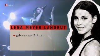 Bauerfeind assistiert Lena Meyer-Landrut