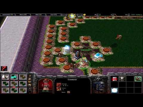 Warcraft 3 TD MADNESS! - Artifact TD [01]