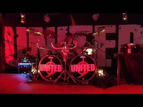 United Four - Janneck's Schlagzeugsolo - Ricks Club Bowling