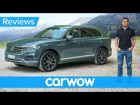 New Volkswagen Touareg SUV 2019 review – better than an Audi Q7 and Bentley Bentayga!