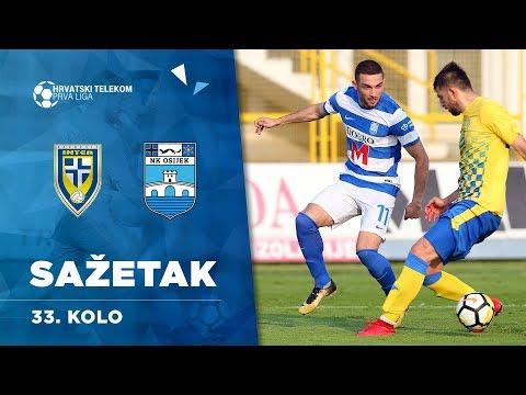 Sažetak: NK Inter Zaprešić - NK Osijek