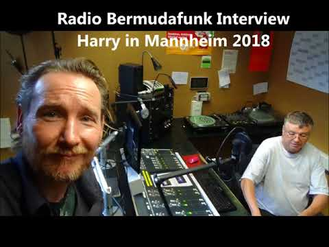 Interview 2018 Bermuda Radio Harry´s Great American Songbook