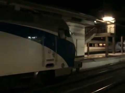 Talgo trenhotel renfe 252 070 8 barcelona estaci n de for Trenhotel de barcelona a paris