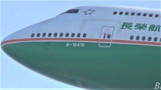 Download lagu EVA Airways 長榮航空 Boeing 747-400 (B-16410) takeoff from KIX/RJBB (Osaka - Kansai) RWY 06R