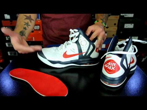 new concept 174ea 46994 Nike Air Max Hyperaggressor Performance Review - YouTube