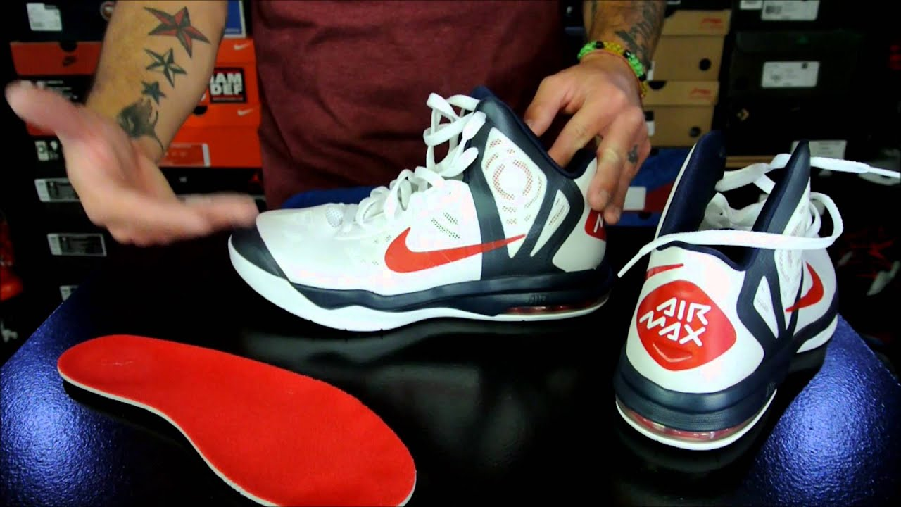 meet 8d27e b79bf Nike Air Max Hyperaggressor Performance Review