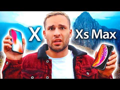 IPhone Xs Max: Probando La Cámara En Macchu Picchu!
