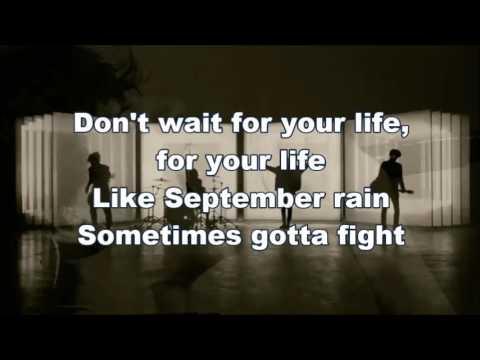 One Ok Rock feat. Alex Gaskarth - Jaded (Video Lyric)