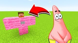 How To Spawn PATRICK in Minecaft Pocket Edition/MCPE