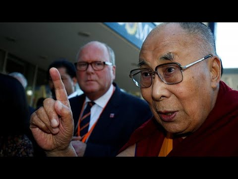 euronews (deutsch): Lob vom Dalai Lama für Kanzlerin Merkel