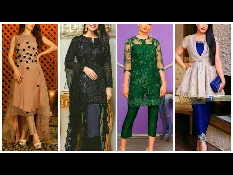 designer's-party-dresses-latest-designs-2020-for-girls-|-girls-wedding-party-dresses-2020-styles