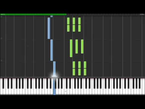Piano piano tabs song of storms : Zelda Song of Storm • Piano tutorial - YouTube