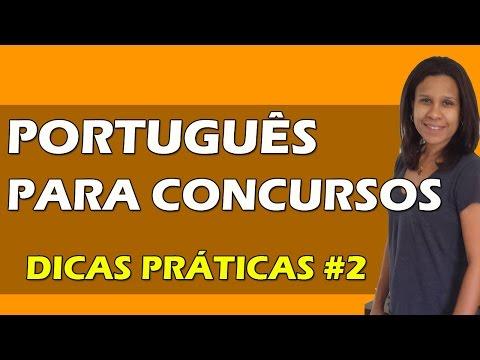 Dicas Práticas de Português para Concursos # 2 | Regência do Verbo Informar