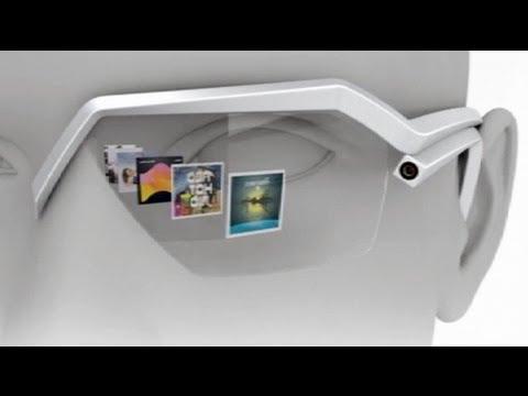 2a21176b8 نظارات غوغل ذكية! - YouTube