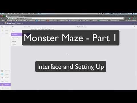 Monster Maze - Part 1 |