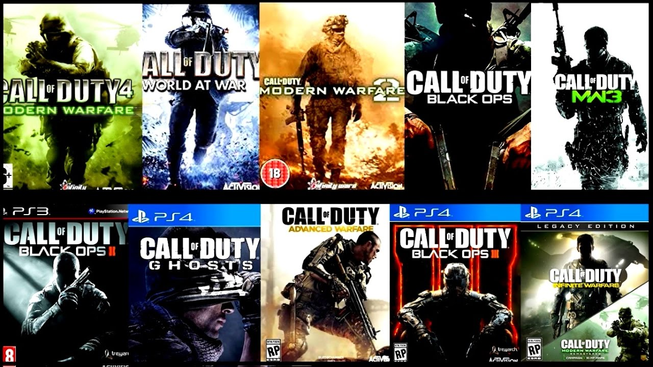11 best call of duty games for xbox 360 – games like.