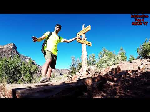 006 Az/Ca: Grandview Trail (Horseshoe Mesa & Tonto Trail Loop) 1/2