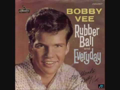 Bobby Vee - Rubber Ball (1961)