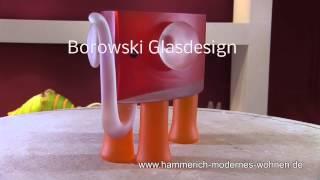 Glasstudio Borowski- Studio Line- Glasschale Ben