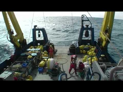 Science onboard RV Southern Surveyor