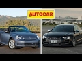 Compare Audi S5 and Volkswagen Beetle
