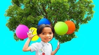 Kinderlieder und lernen Farben lernen Farben spielen Spielzeug in der Schule Kinderlieder Wort#04