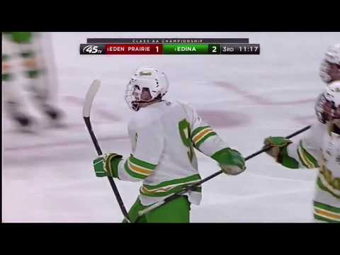 2019 Minnesota High School Hockey AA Championship: Edina Vs. Eden Prairie