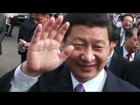 China VP Xi Jinping