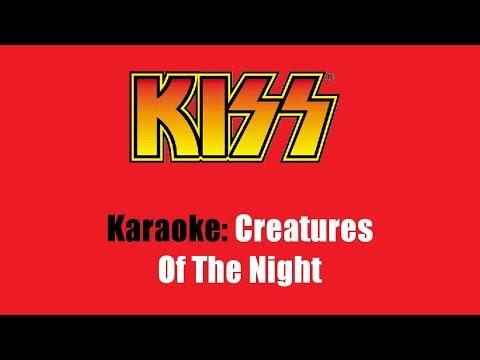 Karaoke: Kiss / Creatures Of The Night