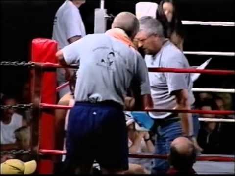 Nick Lantouris vs Kevin Murray 25/02/2000