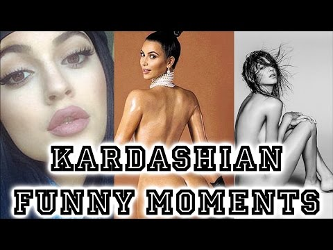Kardashians Funny Moments Crack Humor VIne Pt:1