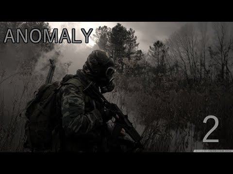 Salty Plays Stalker: Anomaly - 02 Freedom Calls