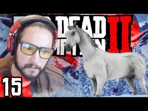 WHITE ARABIAN HORSE QUEST : Red Dead Redemption 2 Part 15