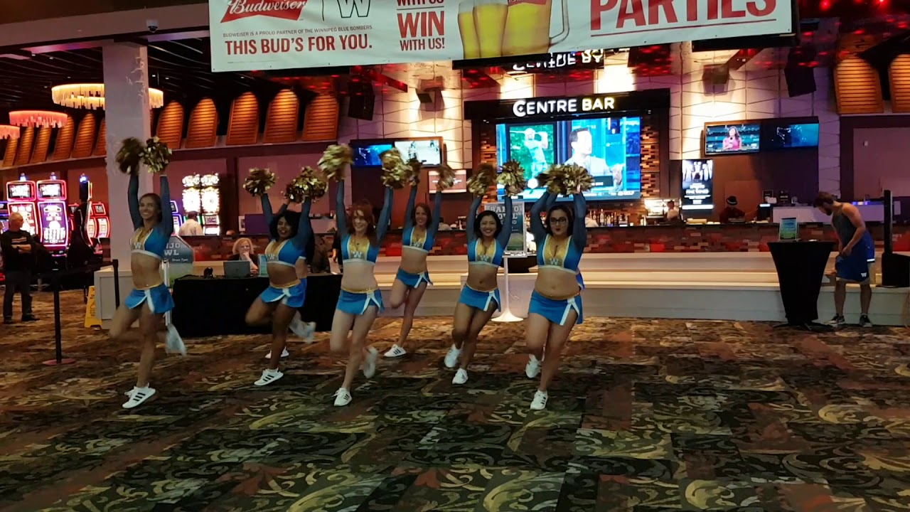winnipeg blue bombers cheerleaders pics